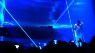Drake- Pound cake/ Paris morton music part 2/ The motion (Live at Oacle Arena)