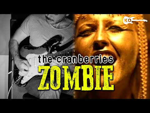 The Cranberries - Zombie - Electric Guitar Cover by Kfir Ochaion
