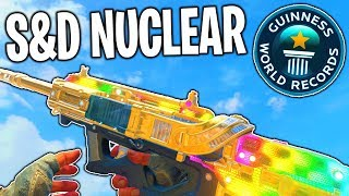 "WORLDS FIRST ""SEARCH AND DESTROY"" NUCLEAR! - ""NUCLEAR"" in SEARCH AND DESTROY! (COD BO4 S&D NUKE)"
