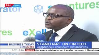 STANCHART ON FINTECH: Bank unveils program to spur innovations
