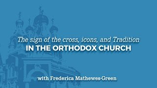 The Sign of the Cross, Icons & Tradition