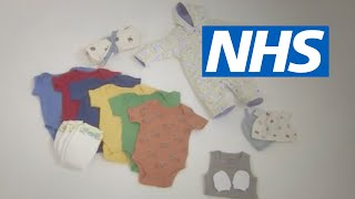 What should I pack in my hospital bag? | NHS