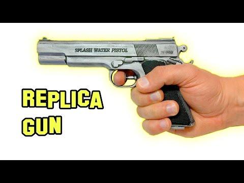How To Make A Replica Gun