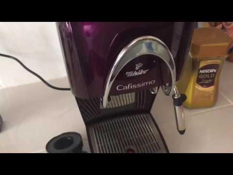 Tchibo Cafissimo Kahve Yapımı 2 Caffissimo Nasıl Kullanılır?