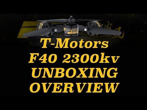 tiger-motor-f40-2300kv-unboxing-overview