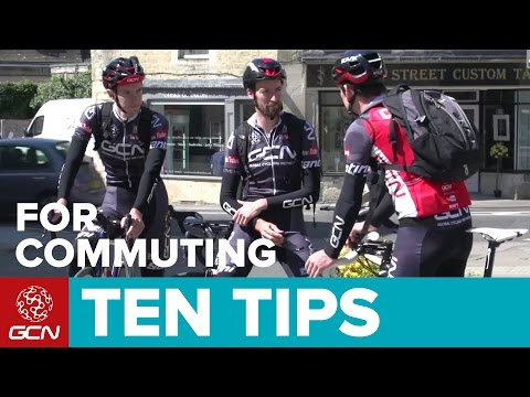 Top 10 Tips For Commuting By Bike
