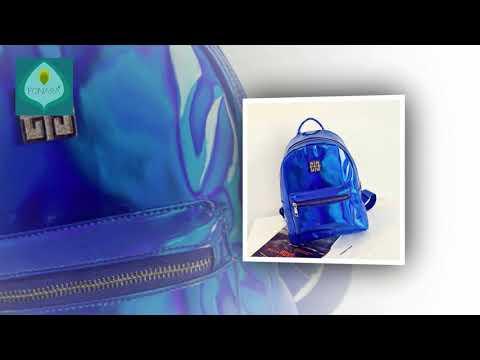 Hologram Mochila Backpack | Egnara Store