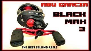Abu garcia black max 3
