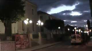 preview picture of video 'Melito di Porto Salvo  e le luminarie islamiche del Natale 2014'