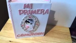 First communion album