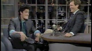 Chris Elliott as Jay Leno + Followup on Letterman, June, October 1986