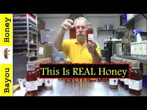 , title : 'Raw Honey vs. Ultra-Processed Store Bought Commercial Honey