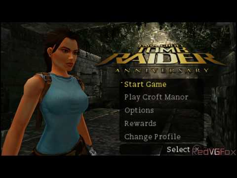 Tomb Raider Anniversary Usa Iso Psp Isos Emuparadise