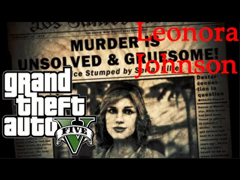 DOWNLOAD: GTA 5 - The Mystery of Leonora Johnson's Murder ¦ Mission