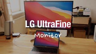 LG 4K HDR Monitor für Windows & Mac (USB-C, UHD, 27UN83A)