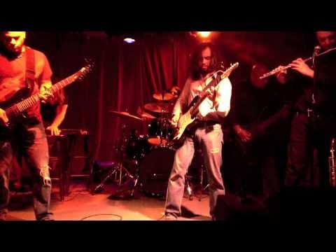Vaulted Fury Live by Dela Sante @ Velvet Lounge Jan 4th 2013
