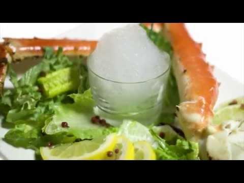 Molecular Gastronomy – Garlic Foam