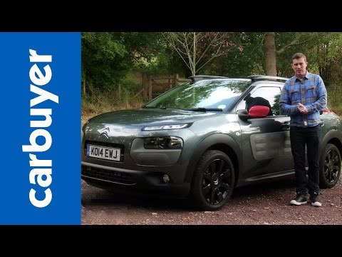 Citroen C4 Cactus SUV 2014-2019 review - Carbuyer