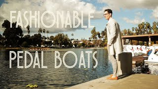 Fashionable Pedal Boat; Echo Park Los Angeles Cinematic Sound Design