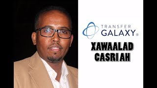 TRANSFER GALAXY  XAWAALAD CASRI AH