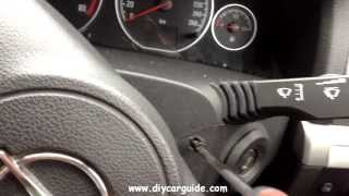 """Opel and Vauxhall Vectra """"C"""" (2002-2008) Dashboard/Instruments Panel Removal."""