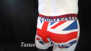 Private Important Zone UK Boxer Briefs