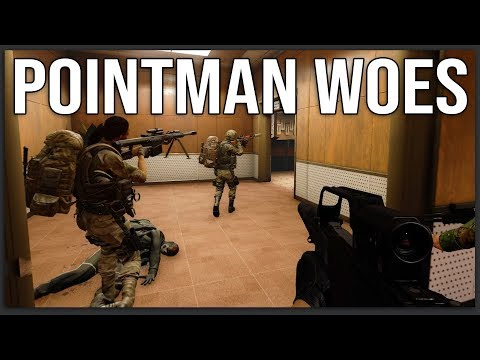 What NOT to do as the Pointman - Insurgency: Sandstorm (Ft. Spartan117GW)