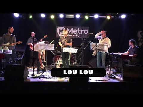 Lou Lou - Caterpillar, Lou Lou band, Metro Music Bar Brno