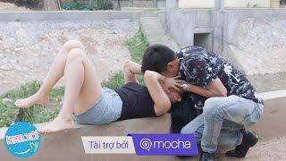 Kem Xôi TV season 2: Tập 42 - Cưỡng hôn giữa đường