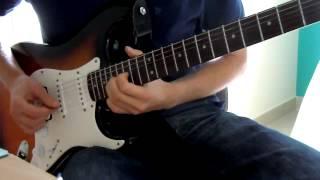 Judas Priest - Dreamer Deceiver Solo Cover