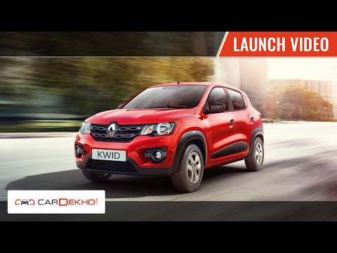 2015 Renault Kwid launch in India | CarDekho.com