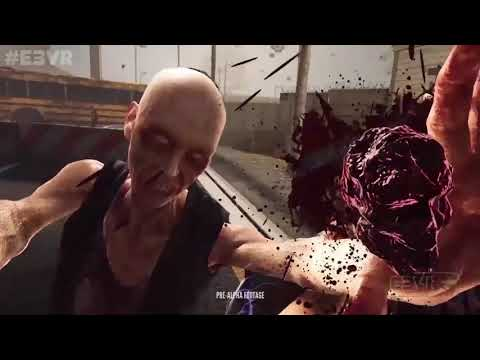The Walking Dead Onslaught VR Trailer (E3 2019)