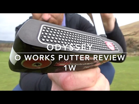 Odyssey Oworks putter review