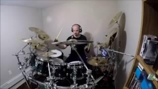 Drum Cover - Dave Matthews Band - Gaucho