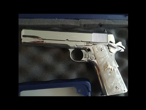 Colt Commander 38 Super - смотреть онлайн на Hah Life