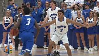 Wampus Cats vs. Bryant - First Half Highlights
