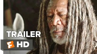 BenHur Official Trailer 2 2016  Morgan Freeman Jack Huston Movie HD