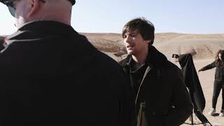 Louis Tomlinson - Walls (Behind The Scenes)