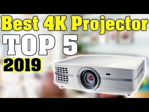 Best 4K Projector of 2019 - ArtsDel