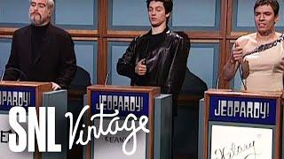 Celebrity Jeopardy!: Hilary Swank, Keanu Reeves, Sean Connery - SNL