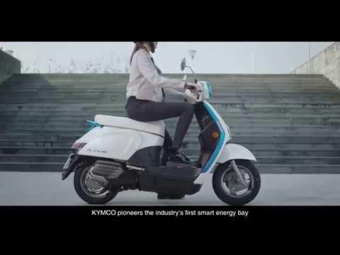KYMCO Ionex Electric Scooter