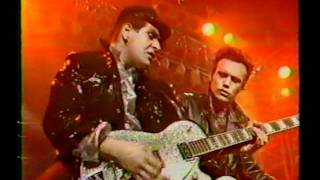 Adam Ant - Vive Le Rock (1986) on The Dick Clark Show (American Bandstand)