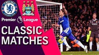 Chelsea v. Man City | PREMIER LEAGUE CLASSIC MATCH | 12/12/11 | NBC Sports