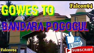 preview picture of video 'Naik Sepeda Rute Kali-Kulango-Pajeko-Lamadong-Bandara Pogogul-Kantor Bupati Buol'