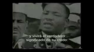 """ YO TENGO UN SUEÑO""/ Martin Luther King"