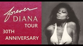 Diana Ross - Forever Diana Tour Live In Rotterdam Netherlands 1994 (Full Concert)