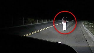 You won't believe what we saw last night.. **LIVE FOOTAGE**