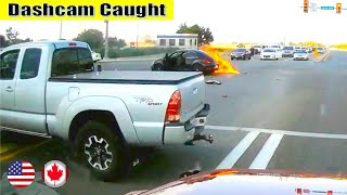 Ultimate North American Cars Driving Fails Compilation – 349 [Dash Cam Caught Video]