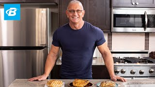 Chef Robert Irvine's Healthy Chicken Recipes 3 Ways