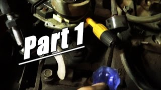 GM Bypass Ignition System part 1